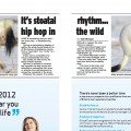 Artikel im Daily Express, England