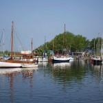 Segelhafen auf Fehmarn