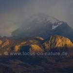 Bergmassiv bei El Chalten