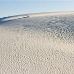 Gipssanddüne im Tularosa Basin