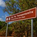Landschaft an der Transpantaneira