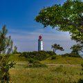 Insel Hiddensse Leuchtturm
