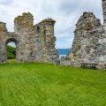 Klosterruinen auf der Insel Tautra