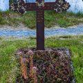 Am Friedhof von Eidsborg