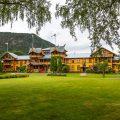 Dalen Hotel am Telemarkkanalen