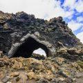 Kraterlandschaft beim Mýatnsee