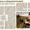 Artikel Stuttgarter Zeitung 2011