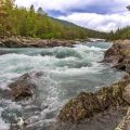 Fluß in Norwegen