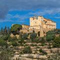 Wallfahrtskirche Santuari de Sant Salvador, Arta, Mallorca, Spanien