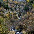 Bliggbach-Wasserfall, Kaunertal, Tirol, Österreich