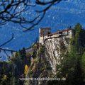 Burg Berneck, Kauns, Kaunertal, Tirol, Österreich