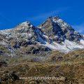 Bergwelt im Kaunertal, Tirol, Österreich