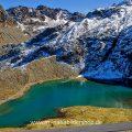 Weißsee, Gletschersee, Kaunertalgletscher, Tirol, Österreich