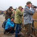 Naturfotografen im Einsatz