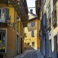Cannobio, Lago Maggiore, Piemont, Italien