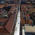 Zadar, Norddalmatien, kroatische Adriaküste
