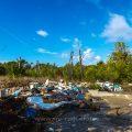 Wilde Müllkippe, Zaton, Kroatien